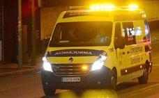 Herido en una pierna por arma blanca en una agresión ocurrida en la calle Velázquez de León