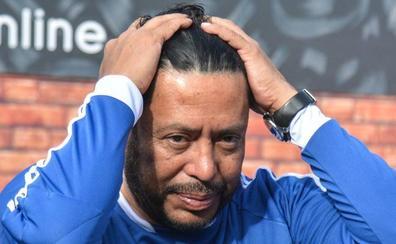 Higuita pierde el pelo por Colombia
