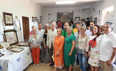 Miranda del Castañar acoge la última de las exposiciones del bordado popular