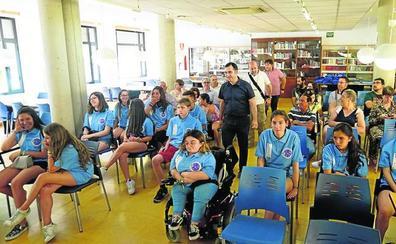 Veinte jóvenes 'sin límites' deciden su futuro académico en el 'Campus inclusivo'
