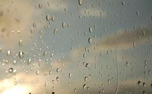 La Aemet activa la alerta amarilla para el lunes en León por posibilidad de lluvias y tormentas