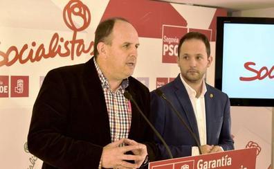 El PSOE convoca a los diputados provinciales para retirar la portavocía a Alberto Serna y dársela a José Antonio Mateo