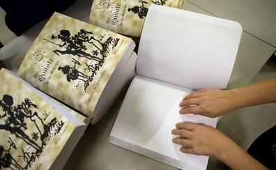 Un 'best seller' será traducido para ciegos en menos de un mes