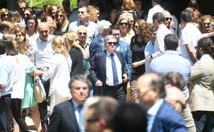 Funeral por la letrada Blanca Montes