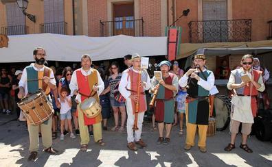 Patrimonio, exposiciones, música y teatro llenan la oferta estival en Cuéllar