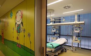 El Río Hortega de Valladolid tiene un solo pediatra en cada turno para atender urgencias