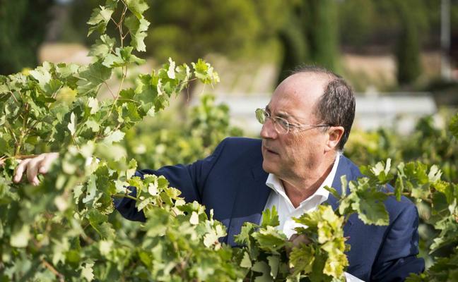 Carlos Moro refuerza su apuesta por Galicia con la adquisición de una bodega y viñas en Ribeiro