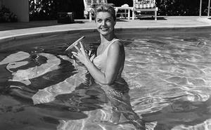 Esther Williams la actriz que creó un género, el musical bajo el agua