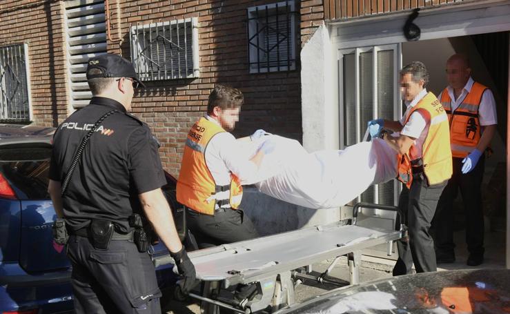 Hallado muerto un anciano en su vivienda de Las Viudas