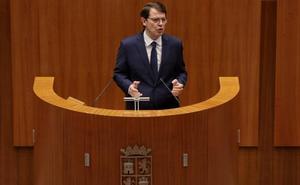 Mañueco promete un Gobierno «de acción» y encaminado «a lograr el pleno empleo»