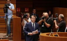 Investidura de Alfonso Fernández Mañueco