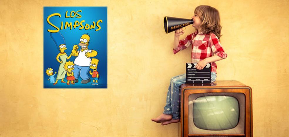 Los Simpson no son para niños