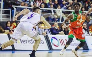Sango Niang, nuevo base del Palencia Baloncesto