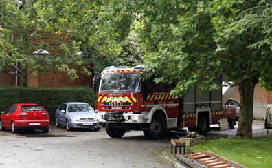 Policía y Bomberos retiraron ramas caídas en ocho calles de la ciudad