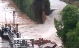 El Ayuntamiento de Soria hace balance de los daños causados por la tormenta del lunes