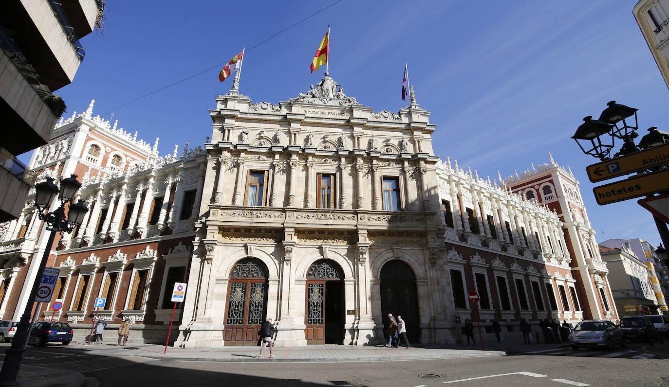 La Diputación destina 80.000 euros a apoyar los gastos de transporte y residencia entre estudiantes palentinos