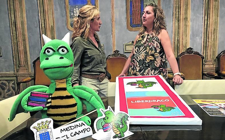 La biblioteca de Medina del Campo roza su máximo histórico con 7.000 usuarios habituales