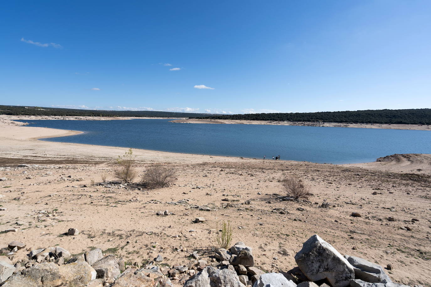 La escasez de agua en Las Cogotas amenaza a una decena de pueblos de la zona de Medina