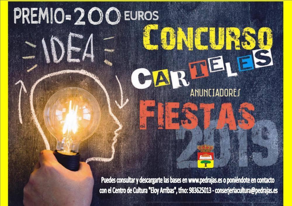 El Ayuntamiento de Pedrajas convoca el concurso para el cartel de las fiestas de San Agustín