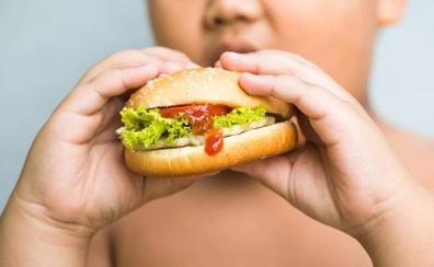 Niños cada vez más obesos