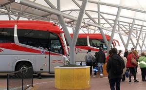 El transporte de viajeros, pendiente de la licitación de líneas regulares
