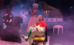 La cantera de actores de la Escuela de Arte Dramático sube este jueves el telón en Olmedo Clásico