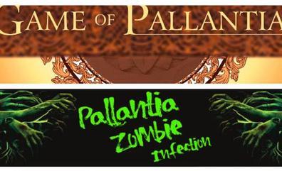 Juego de tronos en Cervera y zombis en Baltanás