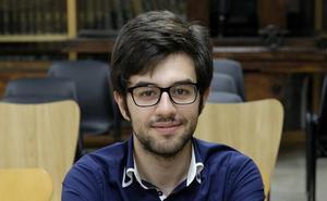 Alejandro Rodríguez: «Antes de terminar ya tenía dos o tres ofertas de empleo»