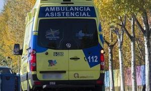 Una joven de 23 años resulta herida en un atropello en Valladolid