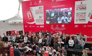 Valladolid calienta fogones para el XV Concurso Nacional de Pinchos y el III Campeonato Mundial Tapas