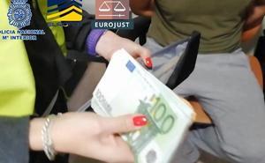 Desmantelan una red que blanqueaba los beneficios de páginas web de la prostitución