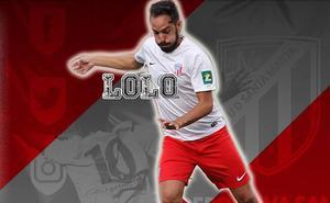 Lolo reunueva un año más con la UD Santa Marta