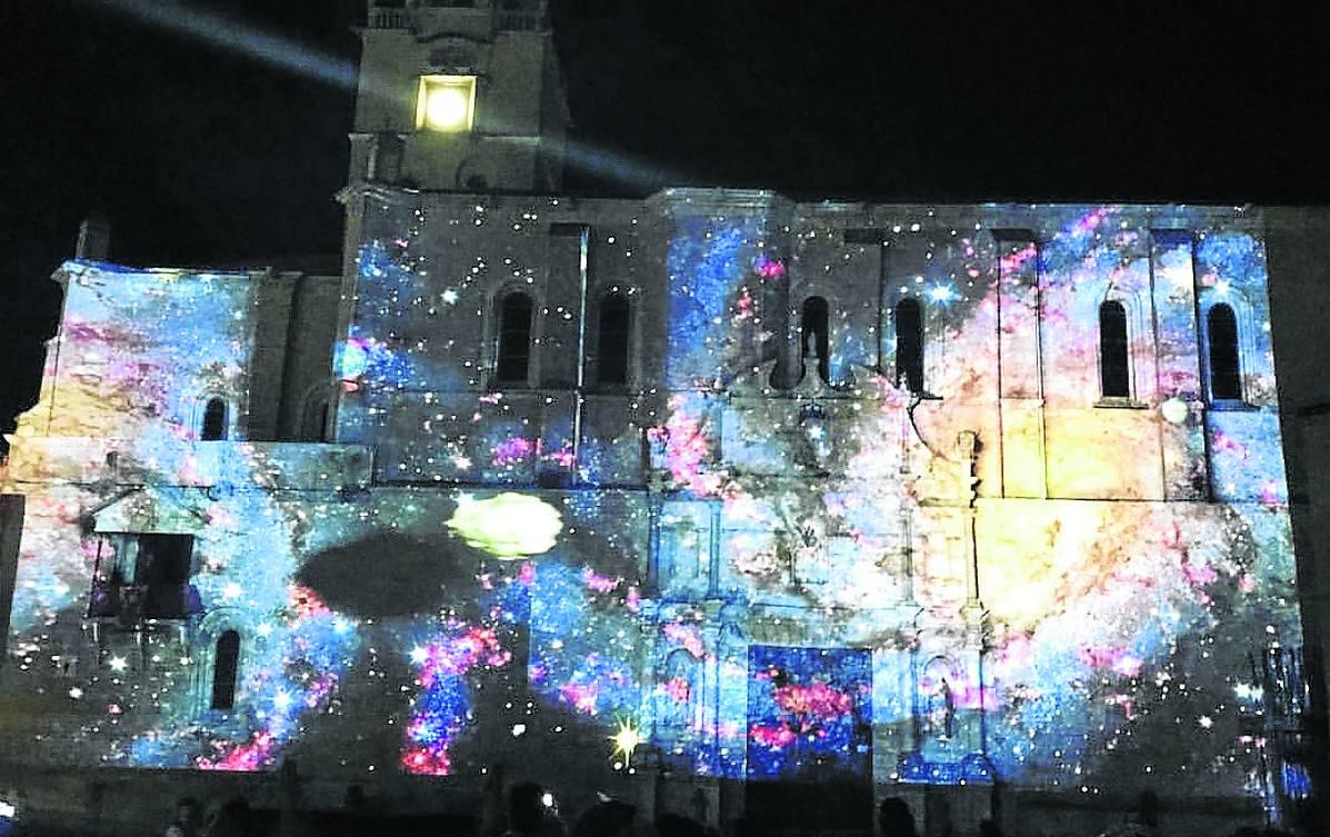 El Festival Mapping Me! llegará en 2020 a los municipios más pequeños de Tierras de Medina
