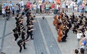 34 músicos participan en el III Proyecto Ibérico Orquestal de la OSCyL