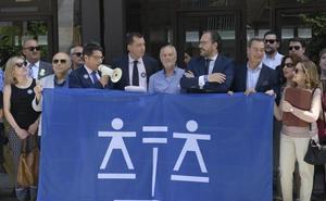 Crece el 11% el número de asuntos de violencia de género en el turno de oficio de Valladolid