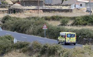 Fallece un hombre de 77 años tras ser golpeado por una vaca en una finca de Revalbos