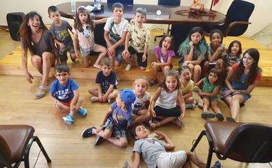 El verano es para los niños en la Sierra de Francia