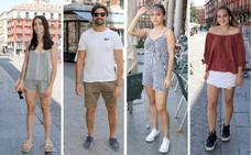 Los mejores looks veraniegos del 'street style' en Valladolid