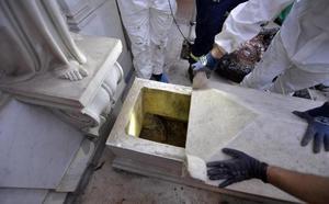 Las sepulturas del Vaticano donde buscaban los restos de Emanuela Orlandi están vacías