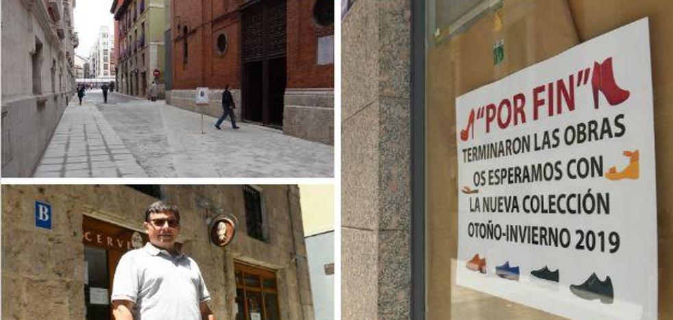 La Cofradía del Nazareno pide 6.000 euros al Ayuntamiento de Valladolid por el corte de la calle Jesús