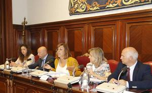 La presidenta y los diputados con dedicación cobrarán 310.839 euros brutos al año