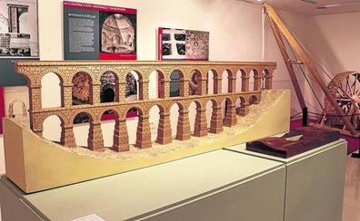 El legado de los ingenieros romanos, en el Museo de la Ciencia