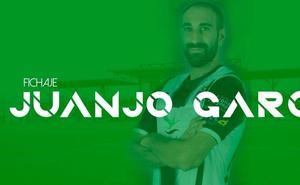 El CD Guijuelo incorpora al lateral Juanjo García a su plantilla
