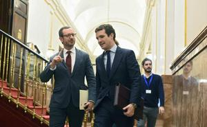 Casado no aclara si Maroto será senador designado por Castilla y León