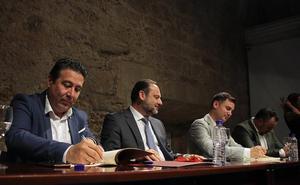 24 medidas para dotar de futuro a León: UPL y PSOE rubrican su pacto por la Diputación de León