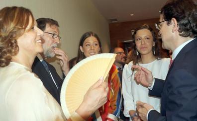 La ola de calor llega a las Cortes en la toma de posesión de Alfonso Fernández Mañueco