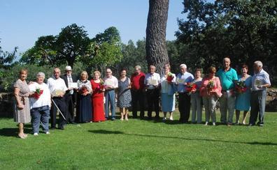 Más de medio millar de mayores se reúnen en la fiesta comarcal de la Sierra
