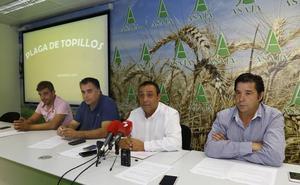 Asaja considera irresponsable la actuación de la Junta en la lucha contra los topillos en Palencia