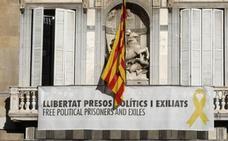 El Tribunal Superior de Cataluña enjuicia a Torra por los lazos amarillos