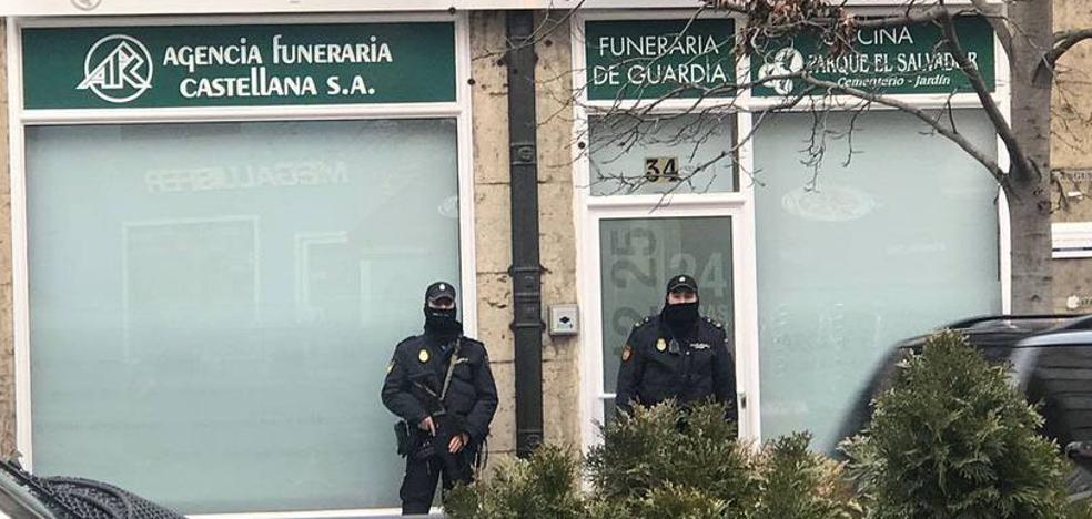 El Grupo El Salvador firma un ERE para 25 empleados en Valladolid por la crisis de los ataúdes